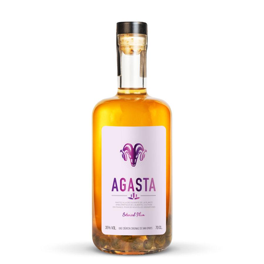 Agasta Saka spirits