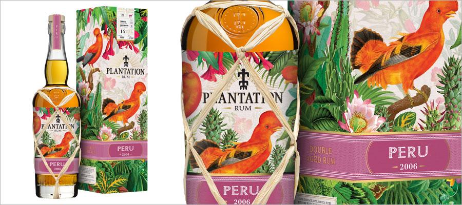 Plantation, direction le Pérou