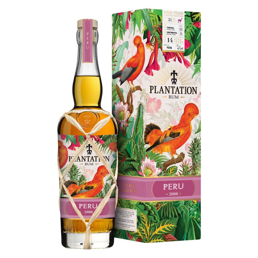Plantation Rum Peru 2006