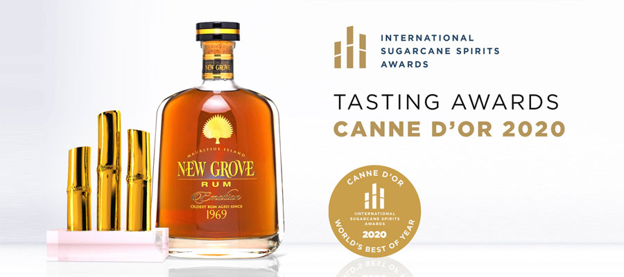 Canne d'Or 2020 : la réaction de Didier Noël de New Grove