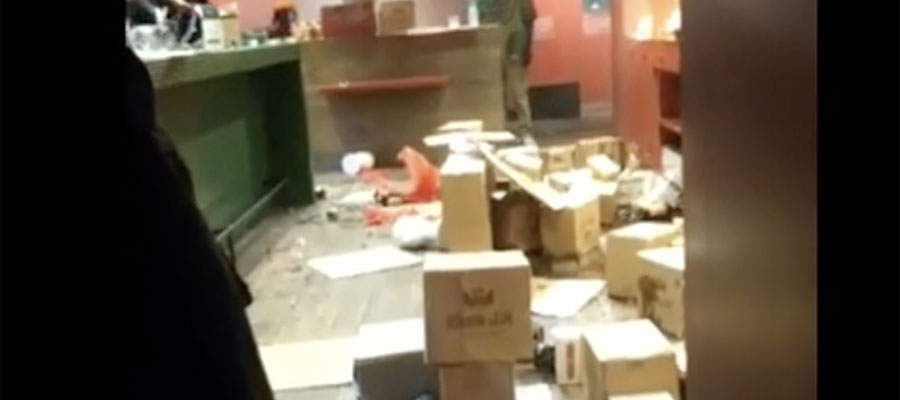 Martinique : La boutique de la distillerie JM saccagée