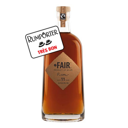 Fair Belize 11 ans Small Batch