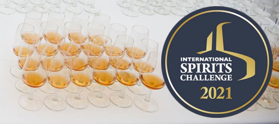 international Spirits Challenge 2021