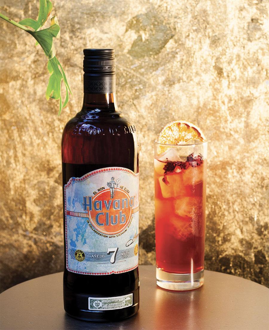 cocktail Havana club Ashpool