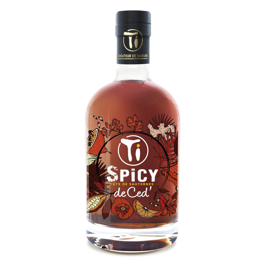 Ti Spicy rhums de ced