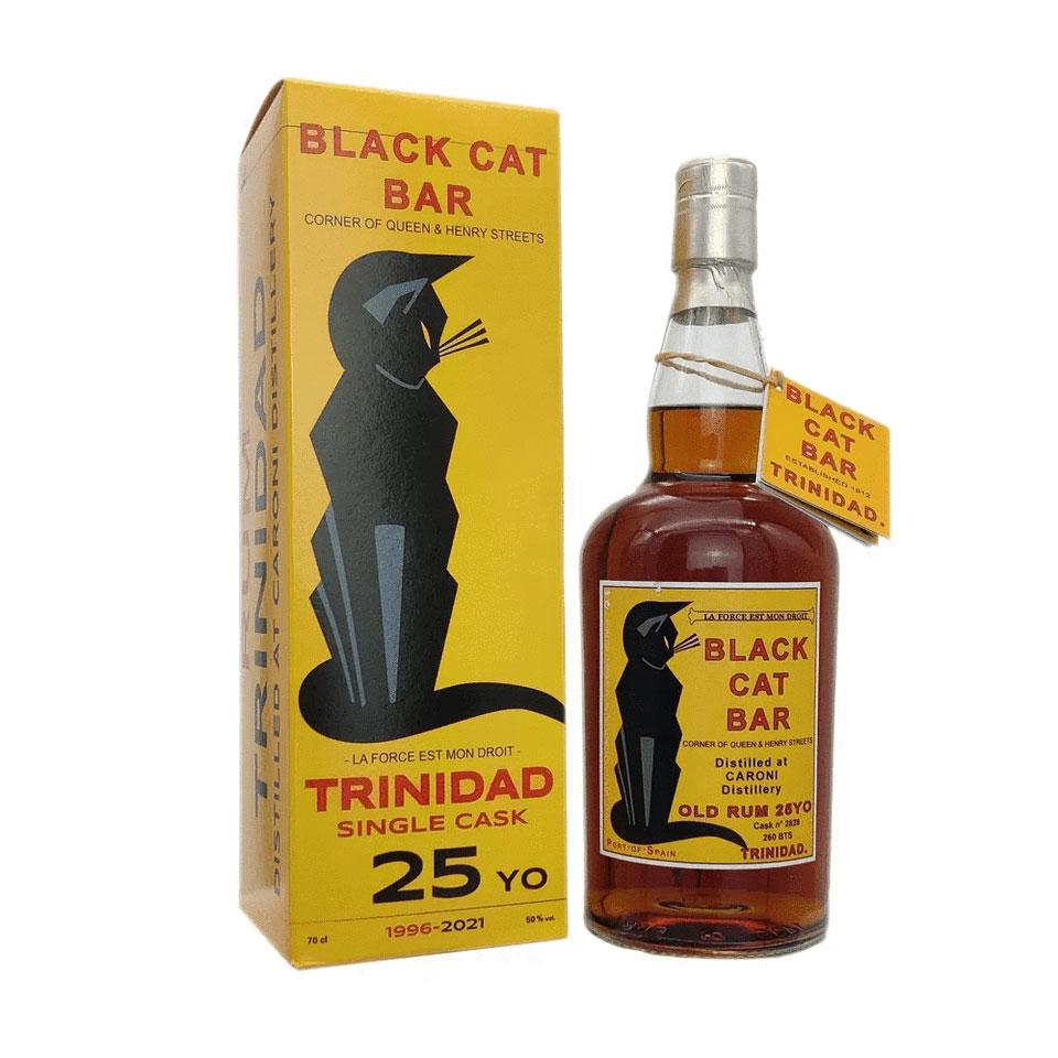 Corman Collins black cat bar caroni
