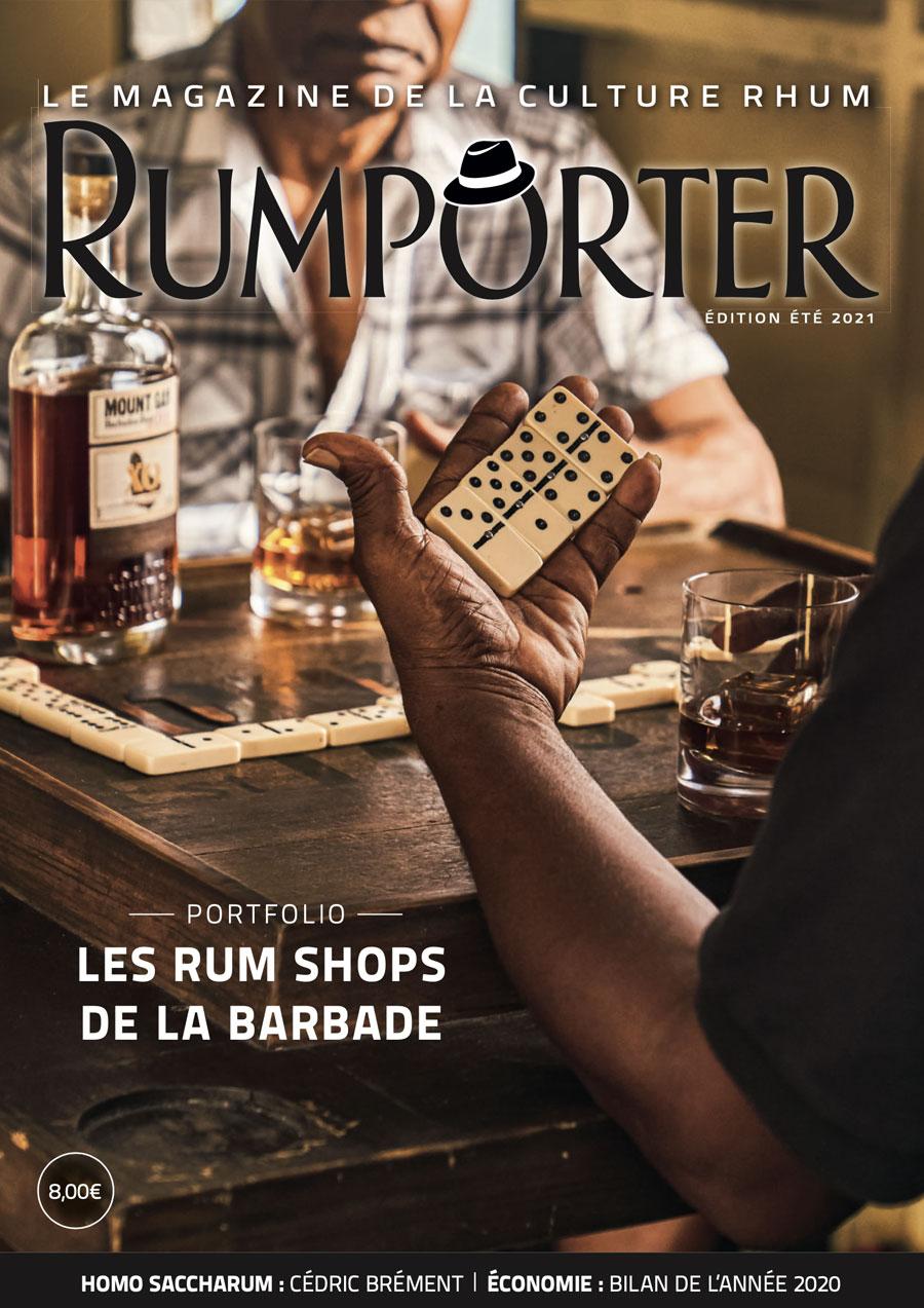 Rumporter magazine septembre 2021