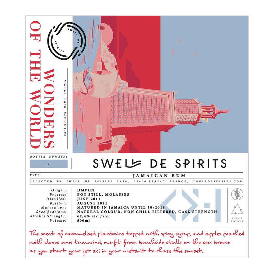 Swell de spirits