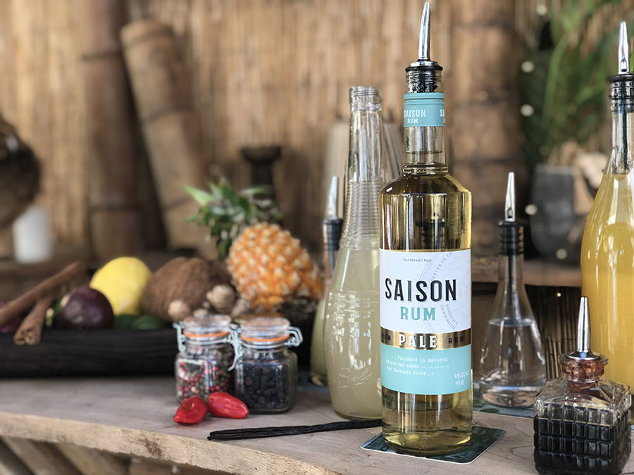 Saison Rum Pale