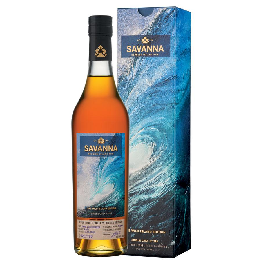 Savanna The Wild Island Edition la vague