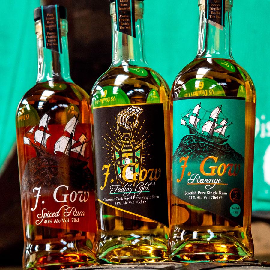 J.Gow Rum